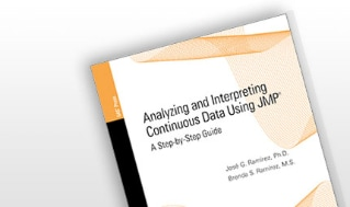 Analyzing and Interpreting Continuous Data Using JMP