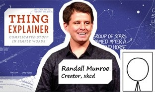 Randall Munroe - Analytically Speaking