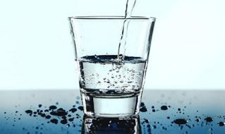 Einfach nur Wasser hinzugeben...