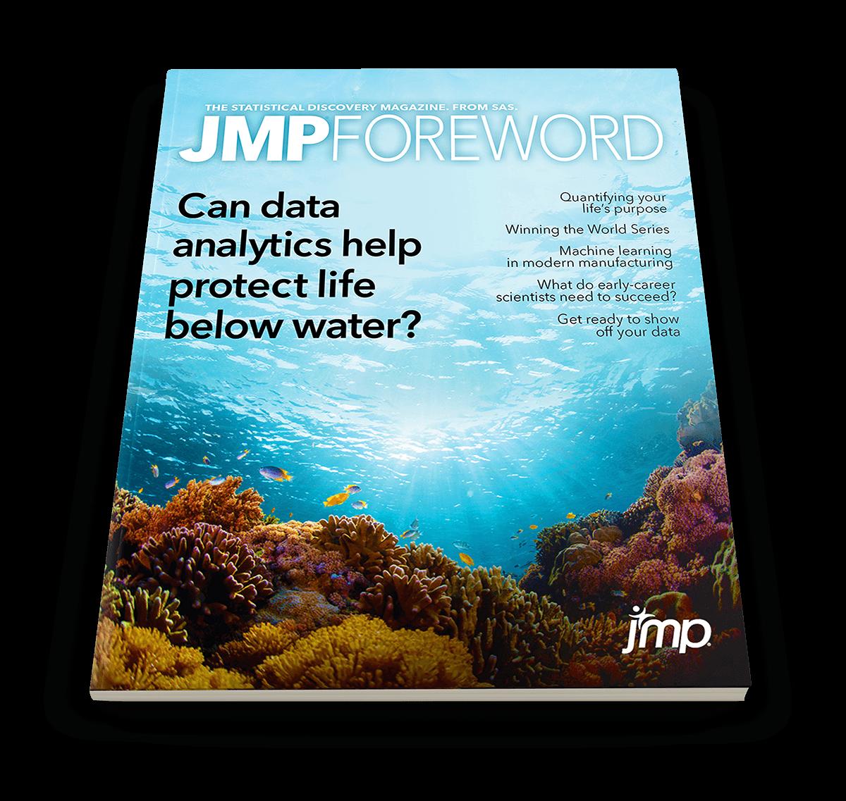 JMP Foreword Magazine