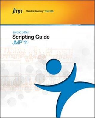 JMP 11 Scripting Guide, Second Edition
