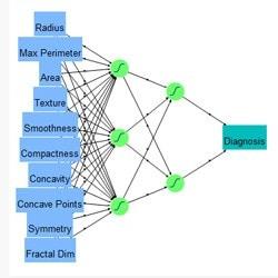 Multi-layer neural network model