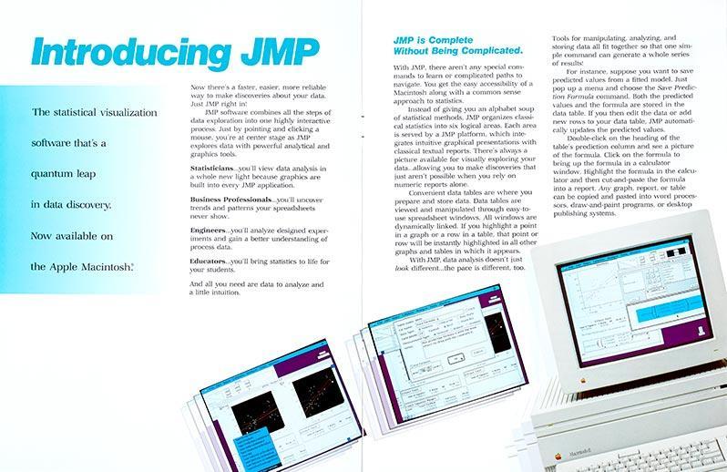 Introducing JMP brochure