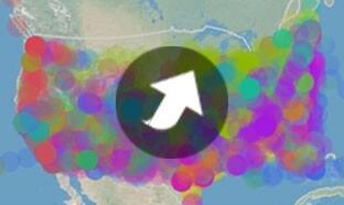 HTML Bubble Plot