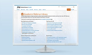 Academic Webinar Library