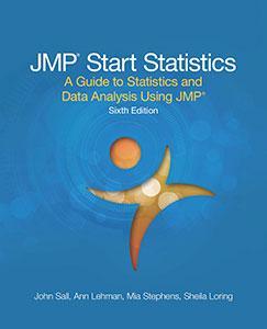 JMP Start Statistics, 6E