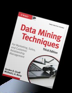 Data Mining Techniques chapter download | JMP