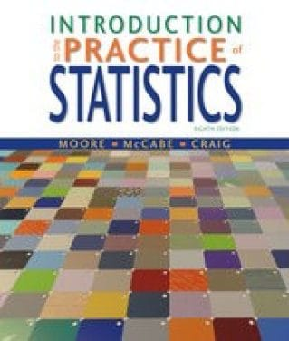 Introduction to the Practice of Statistics, 8th Edition
