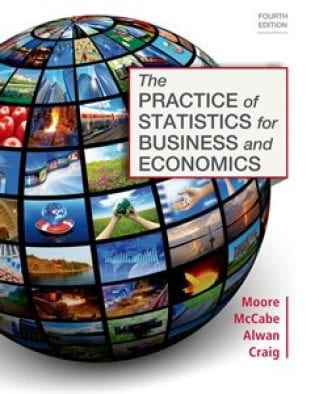 The Practice of Statistics for Business and Economics, 4th Edition