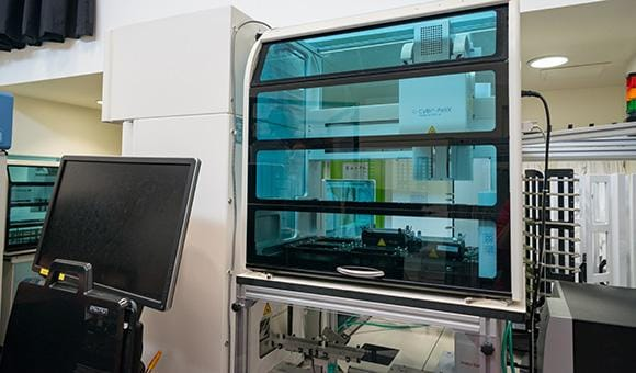 London DNA Foundry Lab