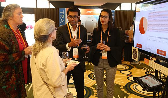 Oklahoma State University students at Discovery Summit
