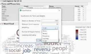 Using JMP® Pro for Enhanced Marketing Analytics and Consumer Research