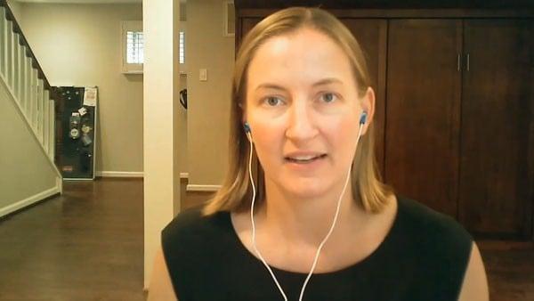 Laura Freeman, Statistically Speaking
