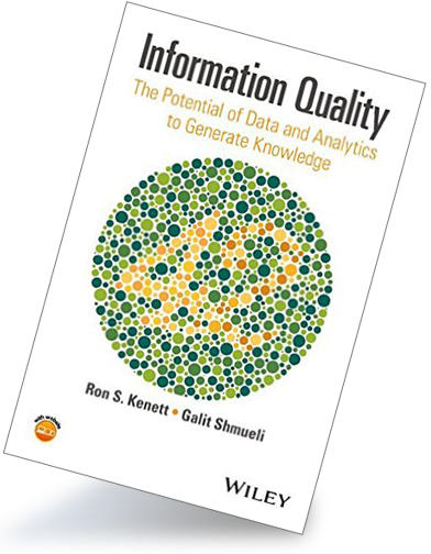 Information Quality: The Potential of Data Analytics to Generate Knowledge