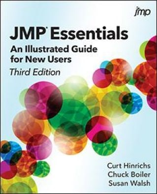 JMP Essentials: An Illustrated Step-by-Step Guide for New Users, Third Edition