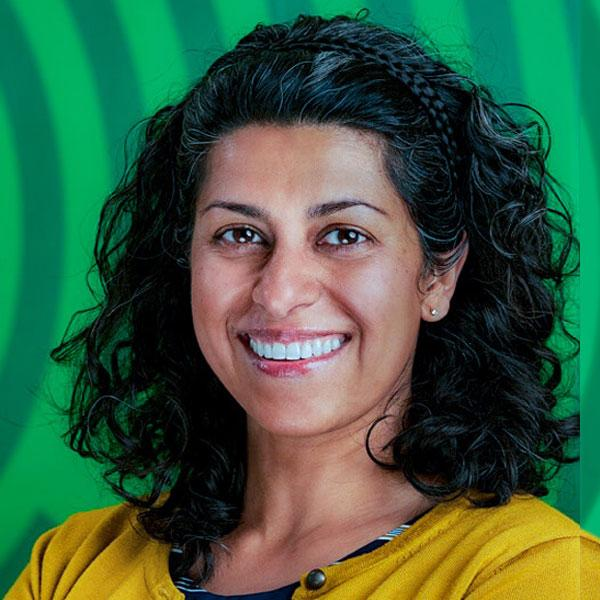 Andrea Geistanger, Head of Systems Data Analytics, Roche Diagnostics