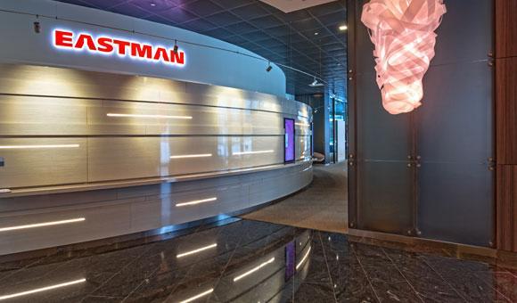 Eastman lobby