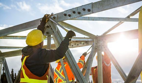 Valard construction workers