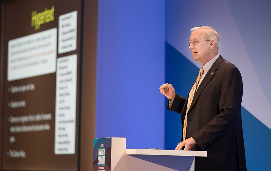 John Sall at Discovery Summit Europe 2016