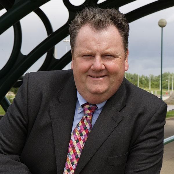 Stan Higgins, OBE