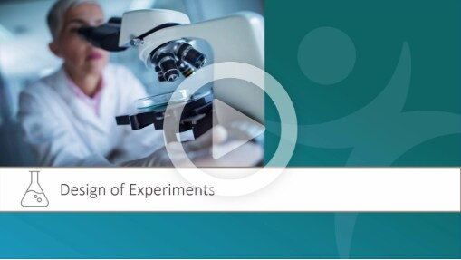 Design of Experiments Overview Video