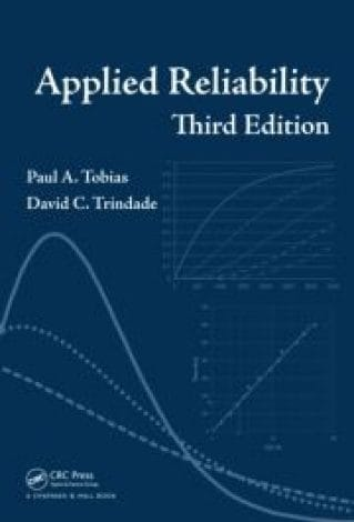 Applied Reliability, 3rd Edition