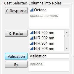 Missing value imputation for partial least squares regression