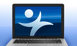 JMP Newswire Screenshot on Laptop