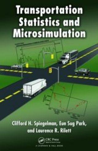 Transportation Statistics and Microsimulation