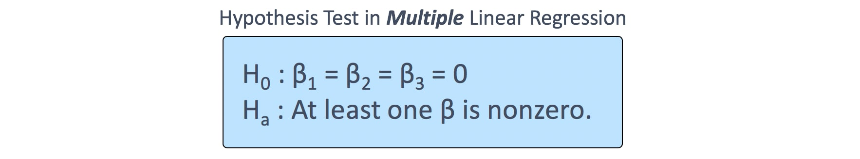 mlr-hypothesis-test