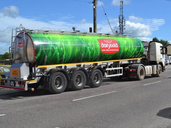 Dairygold: Tanker