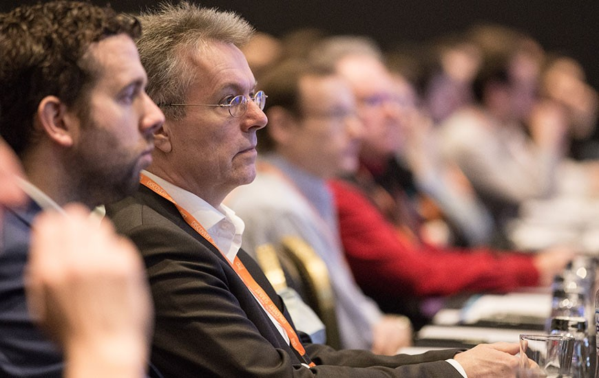Attendee at Discovery Summit Europe 2016