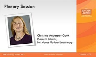 2017 Plenary from Christine Anderson-Cook