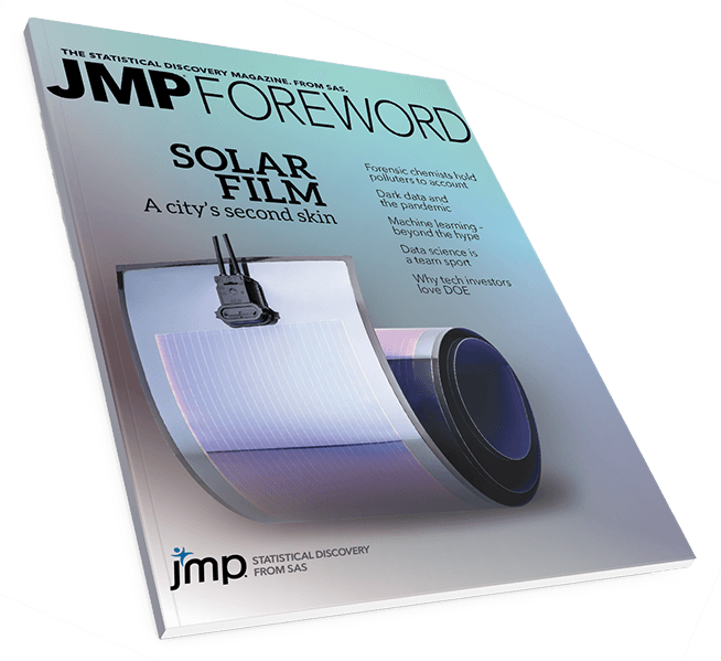 JMP Foreword 2021 cover
