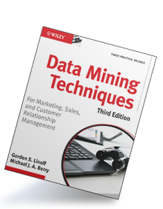 Data Mining Techniques by Michael Berry