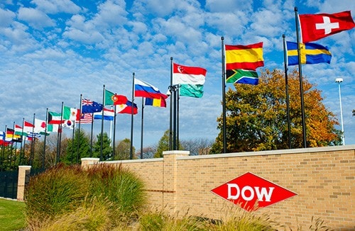 DOW Flags