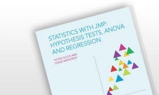 Statistics with JMP: Hypothesis Tests, ANOVA and Regression