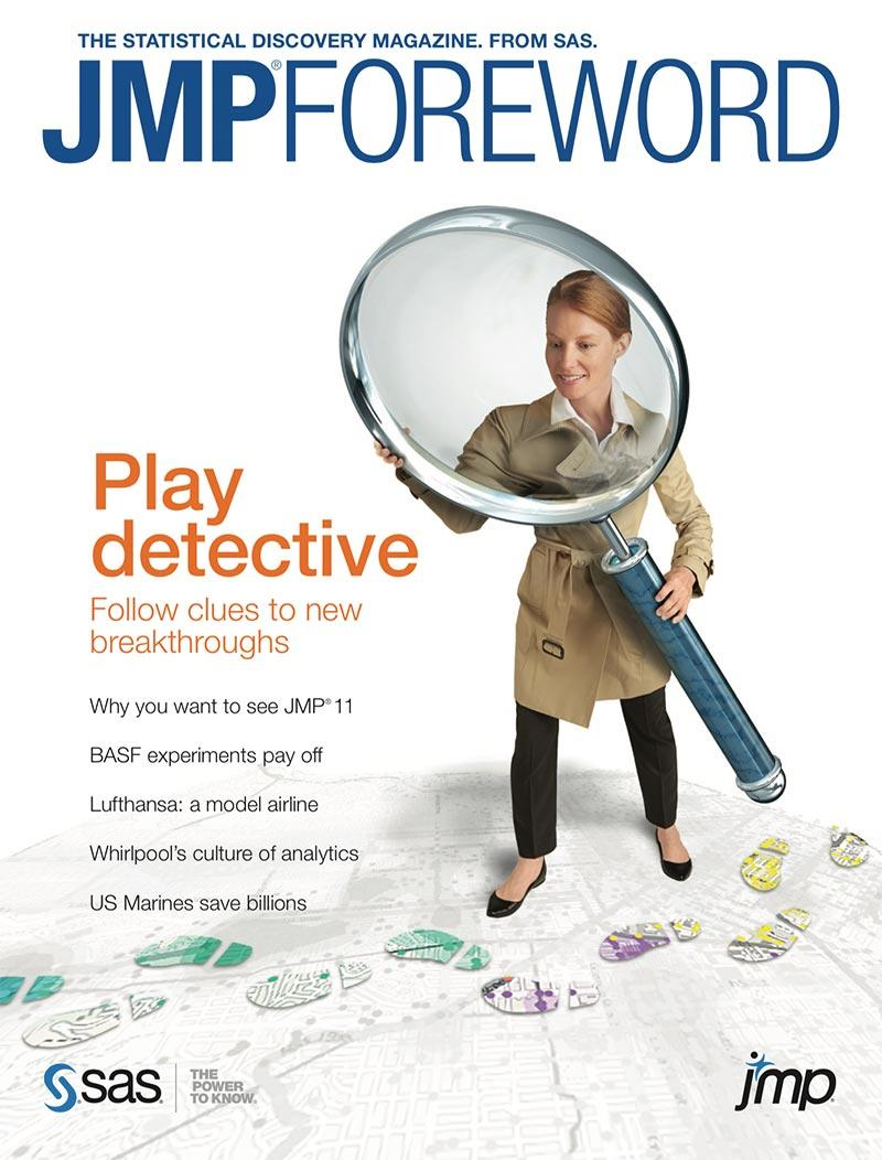 JMP Foreword covery - 2013