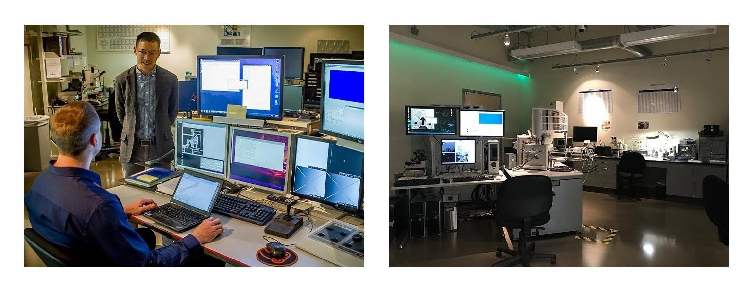 University of Oregon lab
