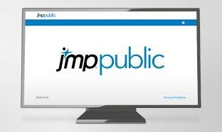 JMP Public Sign In