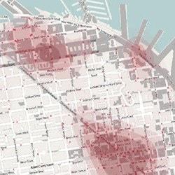 Street-level maps