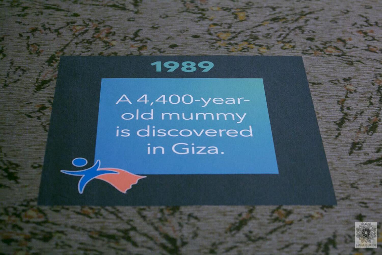 4400 year old mummy tile