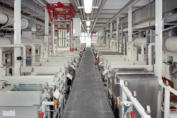 Atotech factory