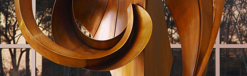 """Detail of """"Voyage"""" by John Medwedeff"""