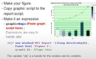 Automating Analyses Using JMP Scripts