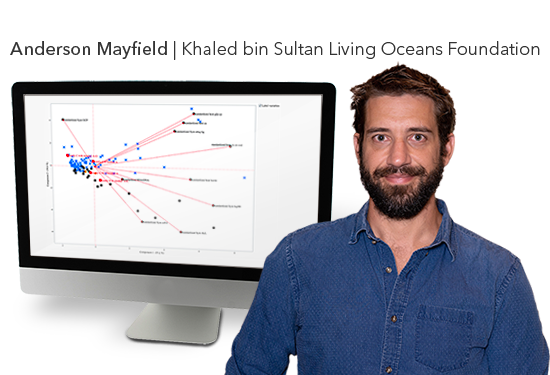 Anderson Mayfield | Khaled bin Sultan Living Oceans Foundation