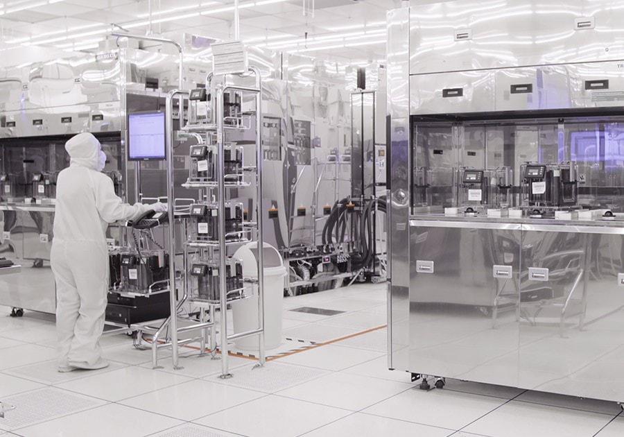 Semi industry equipment