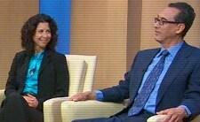 Brenda Ramírez and José G. Ramírez