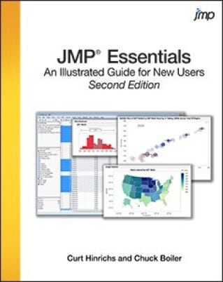 JMP Essentials: An Illustrated Step-by-Step Guide for New Users, Second Edition