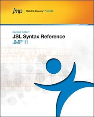 JMP 11 JSL Syntax Reference, Second Edition